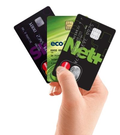Карты платежных систем от MasterCard