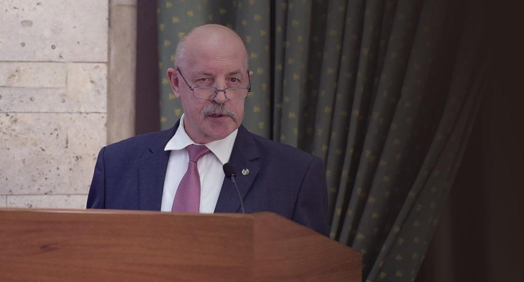 Судья Верховного суда РФ Александр Червоткин