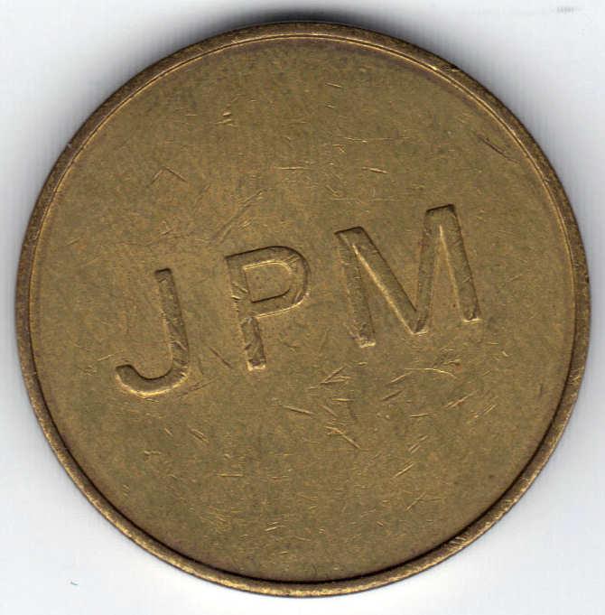 Криптовалюта JPM