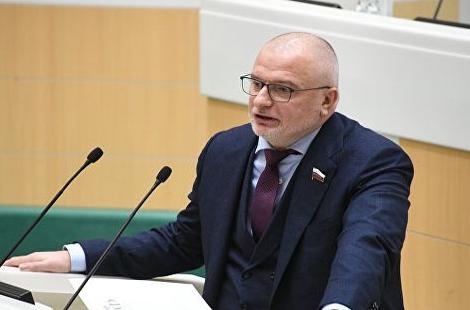 Авторы закона об изоляции интернета- Андрей Клишас