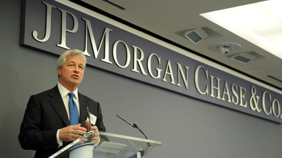Джейми Даймон, управляющий JP Morgan