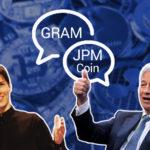 Морган, Дуров - два стартапа, две криптовалюты