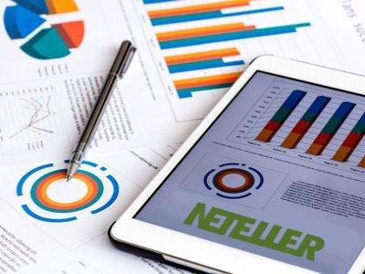 Статистика трат пользователей NETELLER из Великобритании