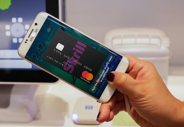 Платежи с мобильного