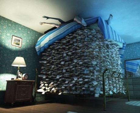 Блокировка счета - финансовые операции