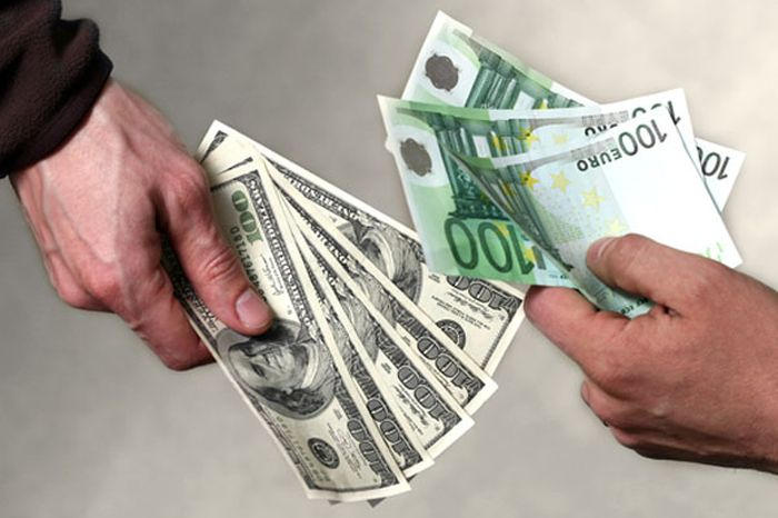 Блокировка счета - обменники