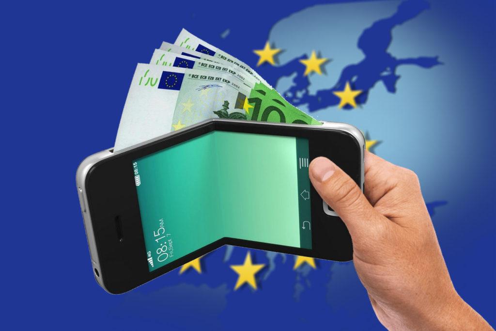 Электронные кошельки в ЕС
