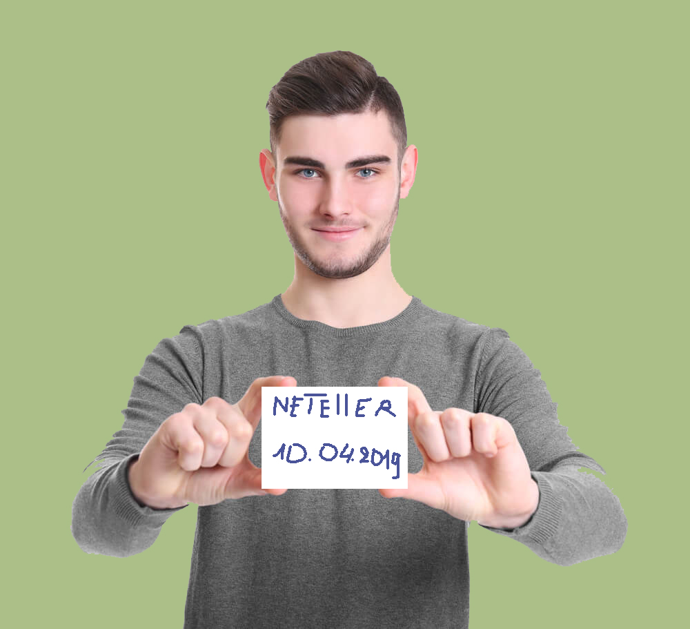 Новая верификация в NETELLER