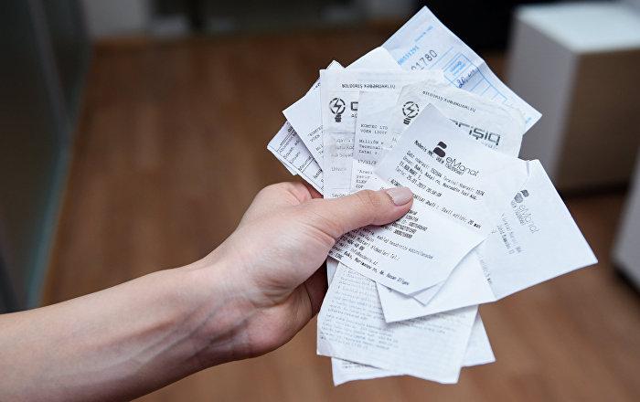 Хранить чек из банкомата
