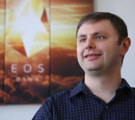 Дэн Лаример, главный разработчик EOS