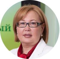 Глава некоммерческого партнерства «Национальный платежный совет» Алма Обаева
