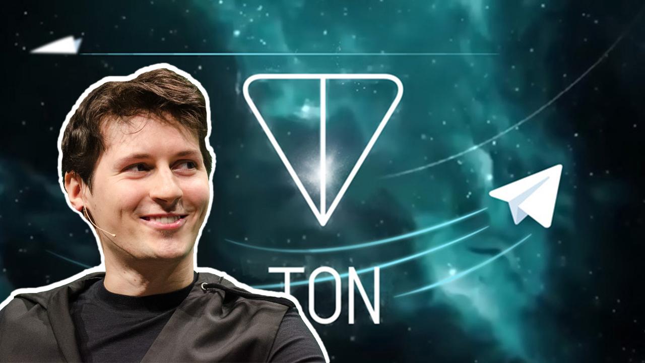 Токен Telegram - Дуров
