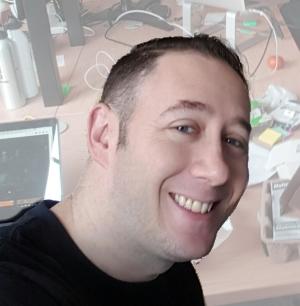 Mark Thomas, Co-Founder & CEO ZenSports