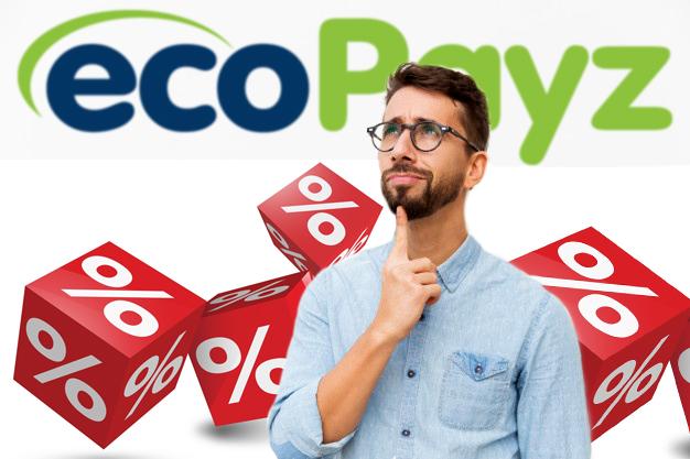 ecoPayz: комиссии изменятся на стандартные