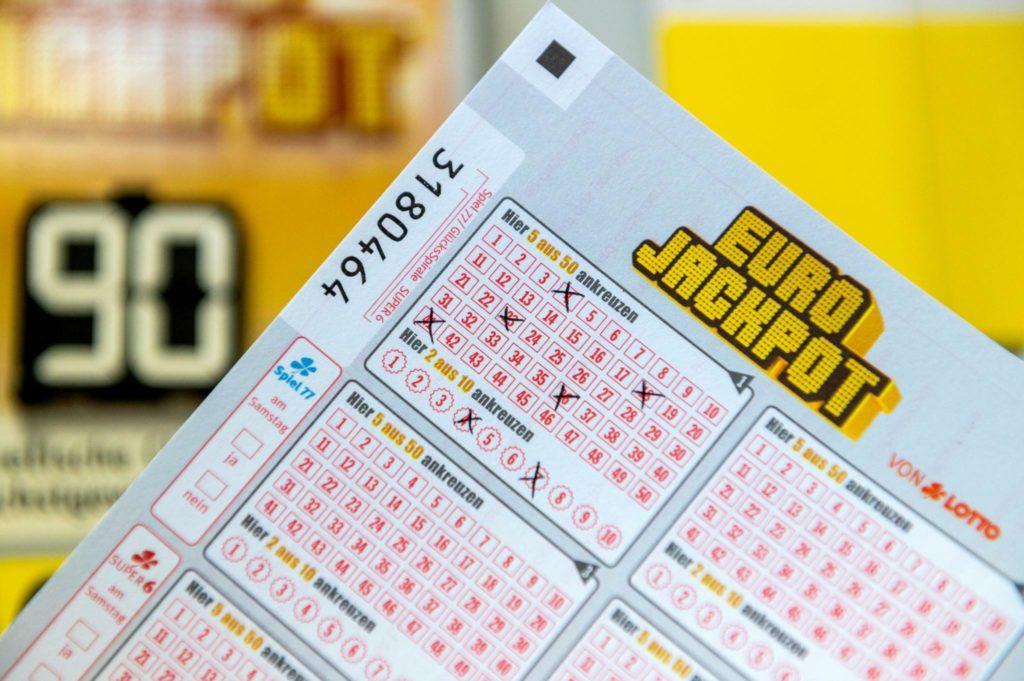 лотерея EuroJackpot