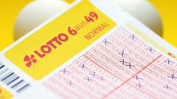лотерея Lotto 6 aus 49