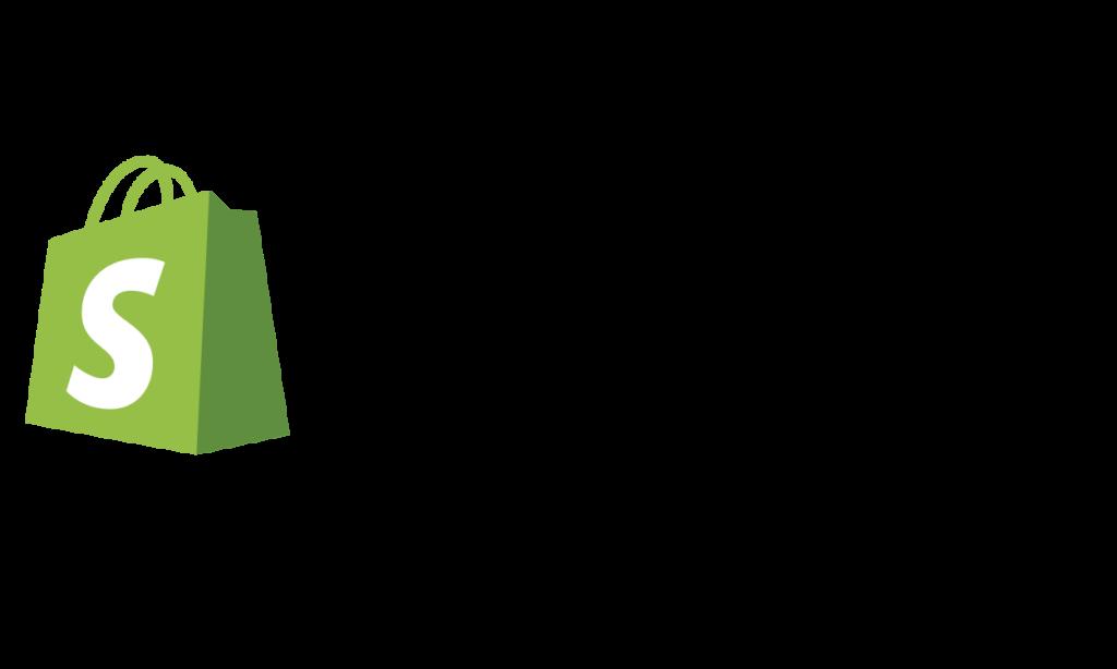 shopify лого