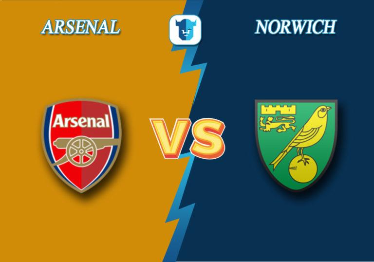 Прогноз на матч Арсенал - Норвич Сити