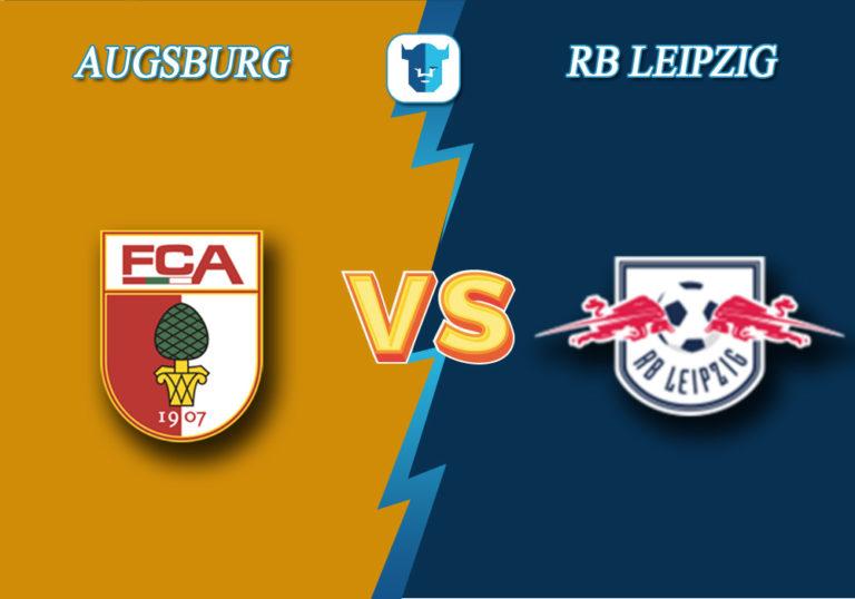 Прогноз на матч Аугсбург - РБ Лейпциг