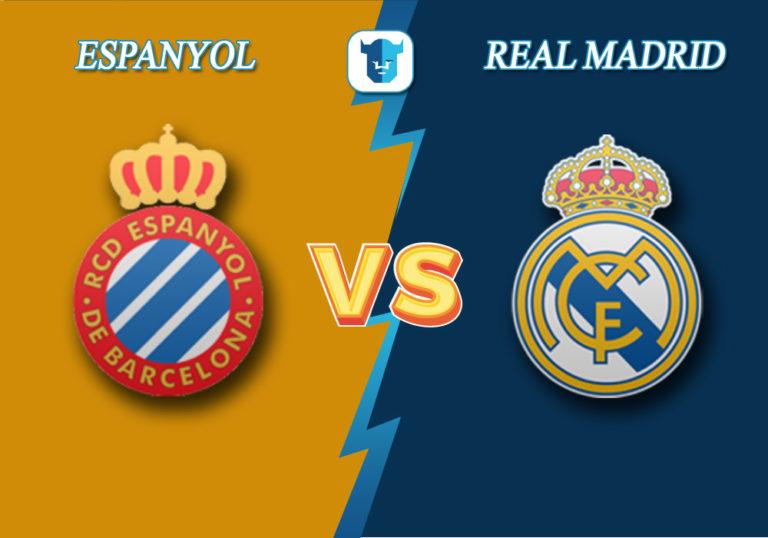 Прогноз на матч Эспаньол - Реал Мадрид