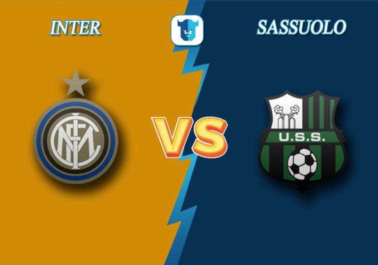 Прогноз на матч Интер - Сассуоло