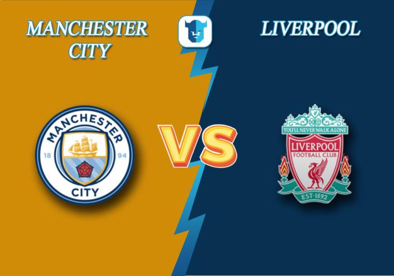 Прогноз на матч Манчестер Сити - Ливерпуль