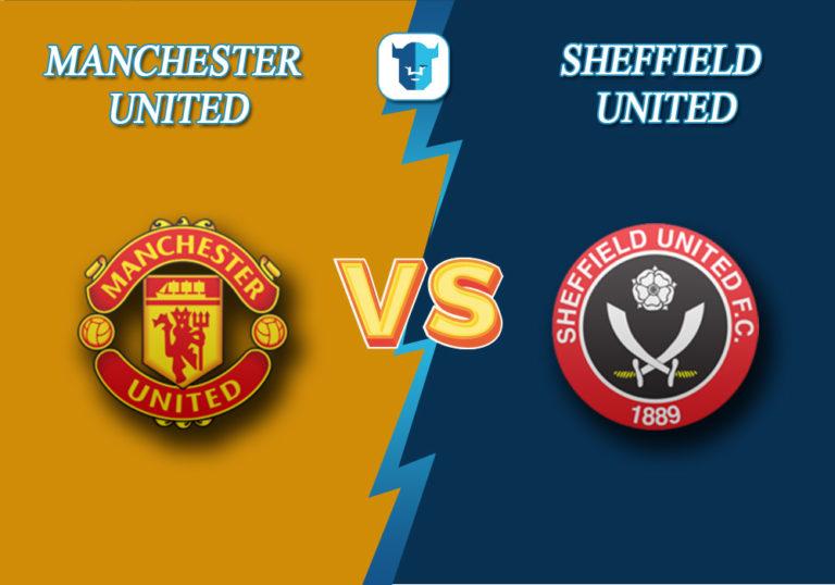 Прогноз на матч Манчестер Юнайтед - Шеффилд