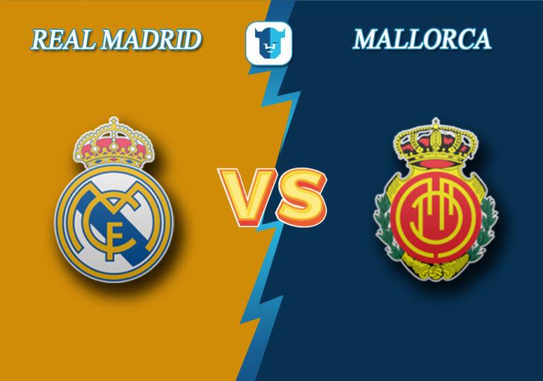 Прогноз на матч Реал Мадрид - Мальорка