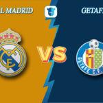 Прогноз на матч Реал Мадрид - Хетафе