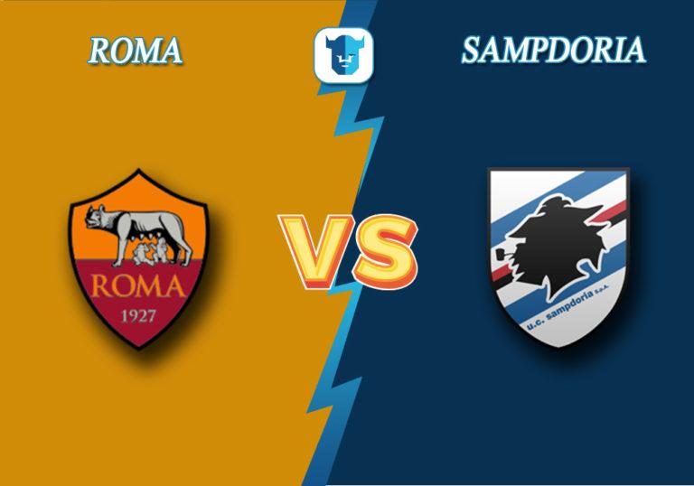 Прогноз на матч Рома - Сампдория