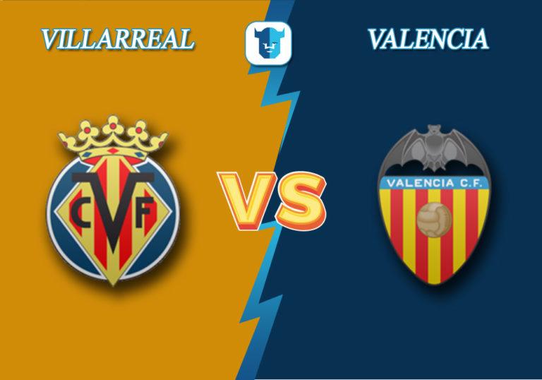 Прогноз на матч Вильярреал - Валенсия