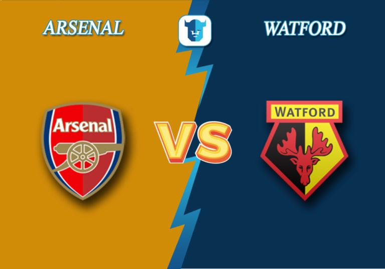 Прогноз на матч Арсенал - Уотфорд