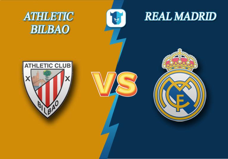 Прогноз на матч Атлетик Бильбао - Реал Мадрид