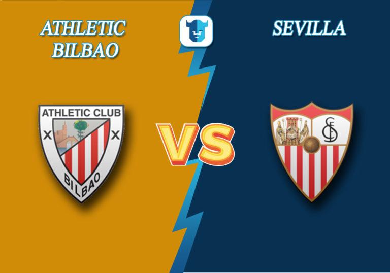 Прогноз на матч Атлетик Бильбао - Севилья