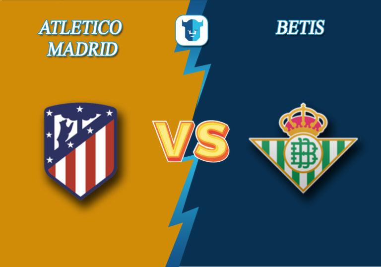 Прогноз на матч Атлетико Мадрид - Бетис