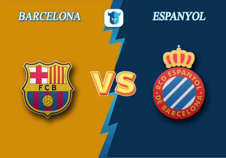 Прогноз на матч Барселона - Эспаньол