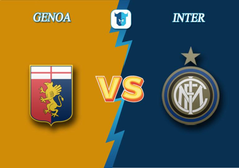Прогноз на матч Дженоа - Интер