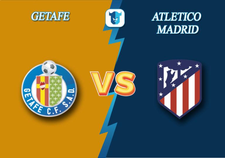 Прогноз на матч Хетафе - Атлетико Мадрид