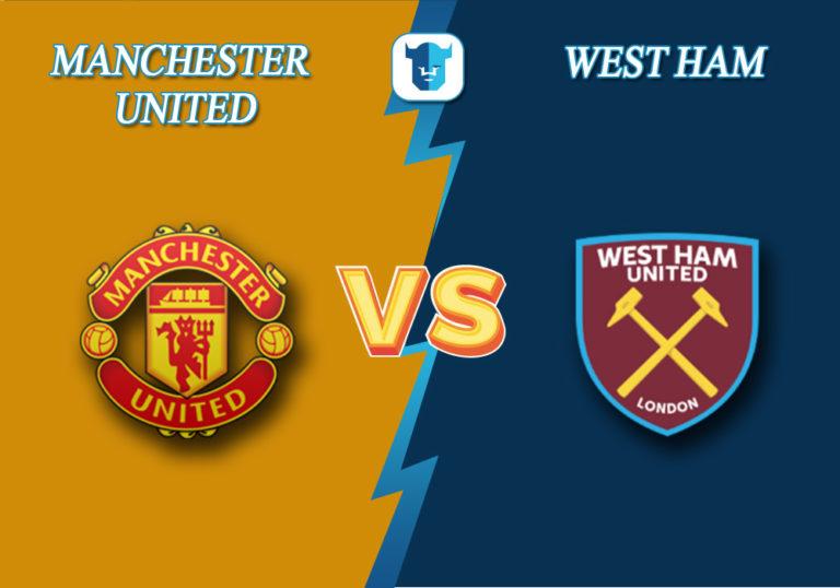 Прогноз на матч Манчестер Юнайтед - Вест Хэм