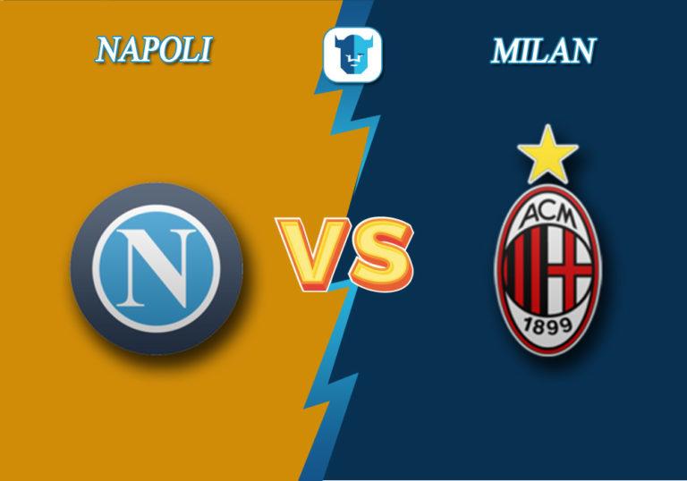 Прогноз на матч Наполи - Милан