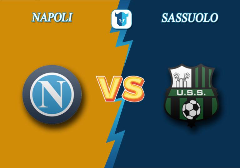 Прогноз на матч Наполи - Сассуоло