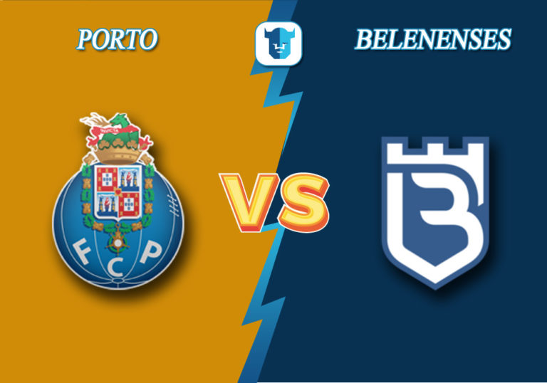 Прогноз на матч Порту - Белененсеш