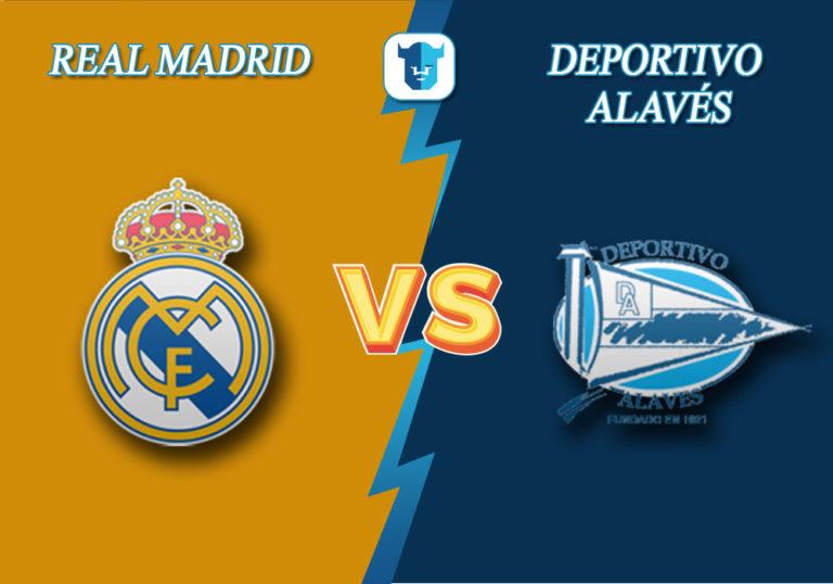 Прогноз на матч Реал Мадрид - Алавес