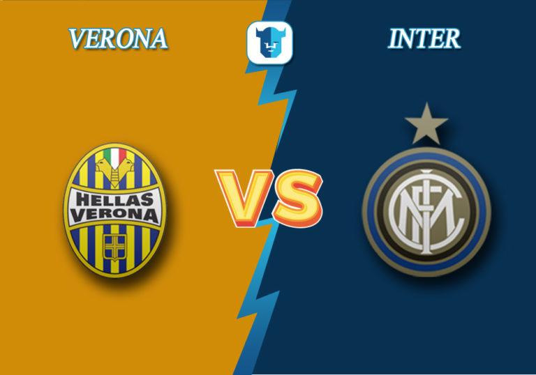 Прогноз на матч Верона - Интер